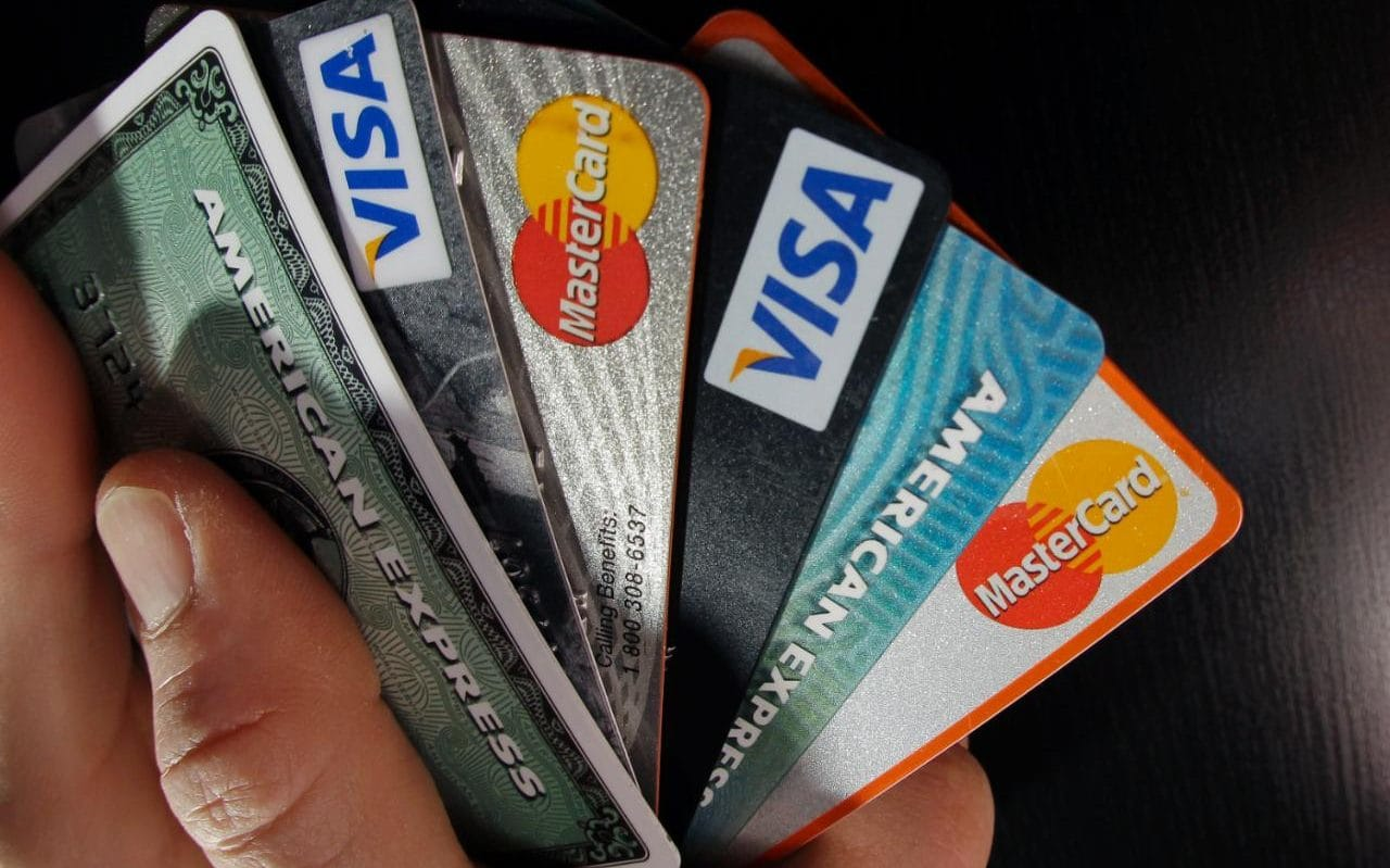 Should your business use a credit card reheart Gallery