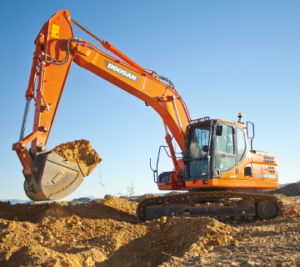 Financing for Construction Equipment